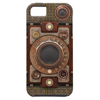 Vintage Steampunk Camera #1D (De Luxe!) Case For iPhone 5/5S