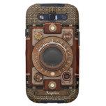 Vintage Steampunk Camera #1E (De Luxe!) Samsung Galaxy S3 Case