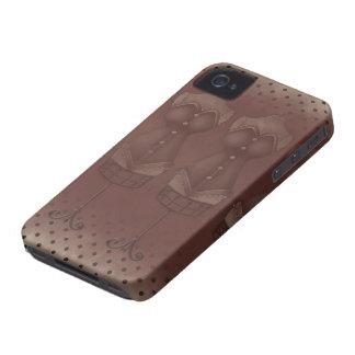 /Vintage SteamPunk Dress Blackberry Bold 9700/9780 iPhone 4 Case-Mate Case