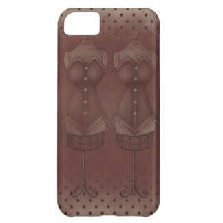 Vintage SteamPunk Dress Form iPhone 5 Cover