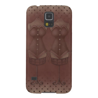 Vintage SteamPunk Dress Samsung Galaxy Nexus Galaxy S5 Cover