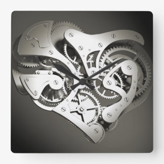 Steampunk Wall Clocks Zazzle