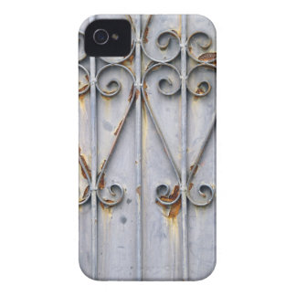Vintage steampunk patterned metal iPhone 4S case iPhone 4 Cases