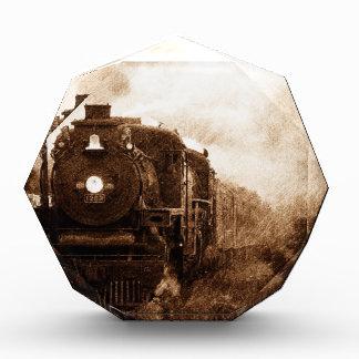 Vintage Steampunk Railroad Antique Steam Train Award