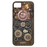 Vintage Steampunk Timepiece Redux #2 iPhone 5 Covers