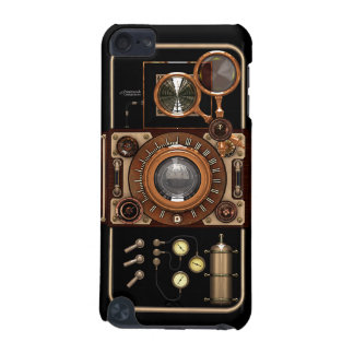 Vintage Steampunk TLR Camera #2B iPod Touch (5th Generation) Cover