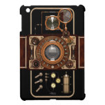 Vintage Steampunk TLR Camera #2B Cover For The iPad Mini