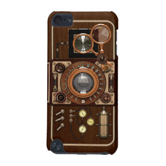 Vintage Steampunk TLR Camera iPod Touch 5G Cases