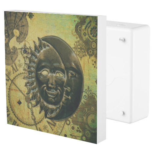 Vintage steampunk wallpaper outlet cover zazzle for Wallpaper outlet