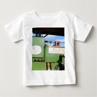 Vintage Steamroller Baby T-Shirt