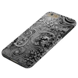 Vintage Stencil Sullivan Pattern Tough iPhone 6 Plus Case
