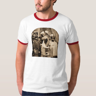 Vintage Stereoview - Christmas Delivery T-Shirt