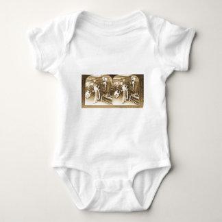 Vintage Stereoview - nuestra herencia del Body Para Bebé