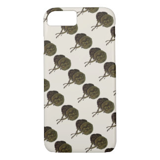 Vintage Stingrays Sting Rays, Marine Life Animals iPhone 7 Case