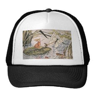Vintage Storybook Thumbelina Trucker Hat