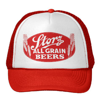 Vintage Storz Beer Hat