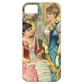 Vintage Stove Polish Ad 1887 iPhone SE/5/5s Case
