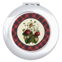 Garden Scottish Clan Compact Mirror