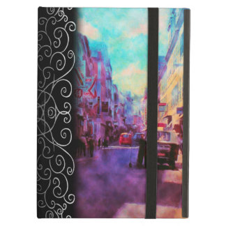 Vintage Street 1969 Case For iPad Air