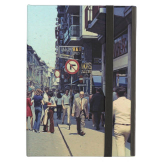 Vintage Street 1971 Case For iPad Air