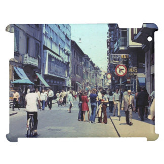 Vintage Street 1971 Case For The iPad