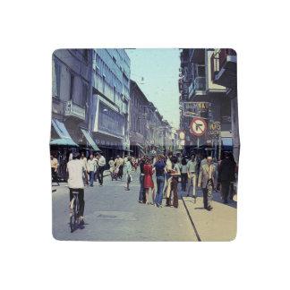 Vintage Street 1971 Checkbook Cover
