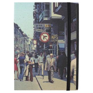 "Vintage Street 1971 iPad Pro 12.9"" Case"