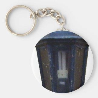 Vintage Street Light Lamp Keychains