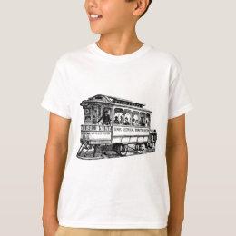 Vintage streetcar T-Shirt