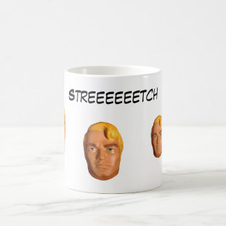 Vintage Stretch Armstrong Coffee Mug