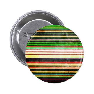 Vintage Stripes Button