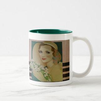 Vintage Style 1931 Coffee Mugs