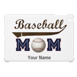 Vintage Style baseball mom Case For The iPad Mini