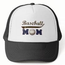 Vintage Style baseball mom Trucker Hat