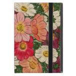Vintage style Bright floral display iPad Mini Case