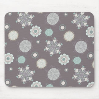 Vintage Style Customizable Pattern Mouse Pad
