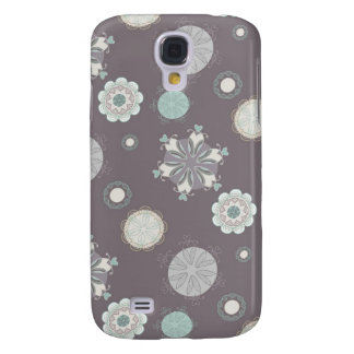 Vintage Style Customizable Pattern Samsung Galaxy S4 Case