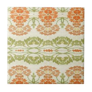 Vintage style design ceramic tile