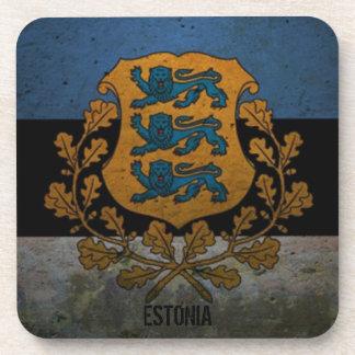 Vintage Style Estonia Cork Coaster! Coaster