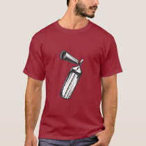 Vintage Style Fire Extinguisher T-Shirt