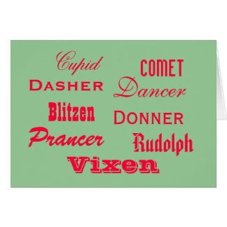 Vintage Style Greeting Card Friends