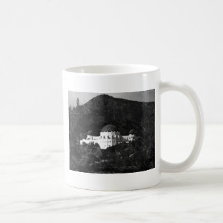 Vintage Style Griffith Observatory 3 Coffee Mug