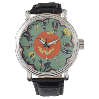 Vintage Style Halloween Holiday watch