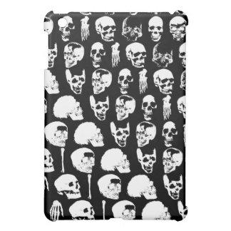 Vintage Style Horror Skulls iPad Case