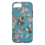 Vintage Style Hummingbird Painting iPhone 8/7 Case