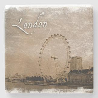 Vintage Style London coaster Stone Coaster