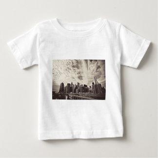 Vintage Style New York City Skyline Shirt