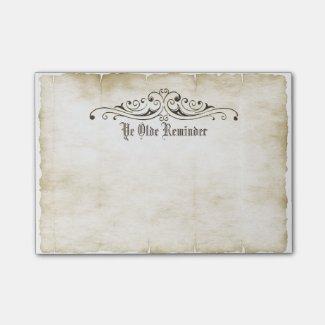 Vintage Style Old Parchment