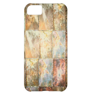 Vintage Style STAINED GLASS Tile Work iPhone 5C Cover