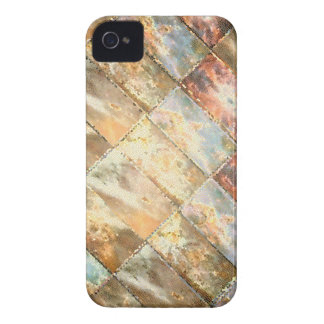 Vintage Style STAINED GLASS Tile Work iPhone 4 Case